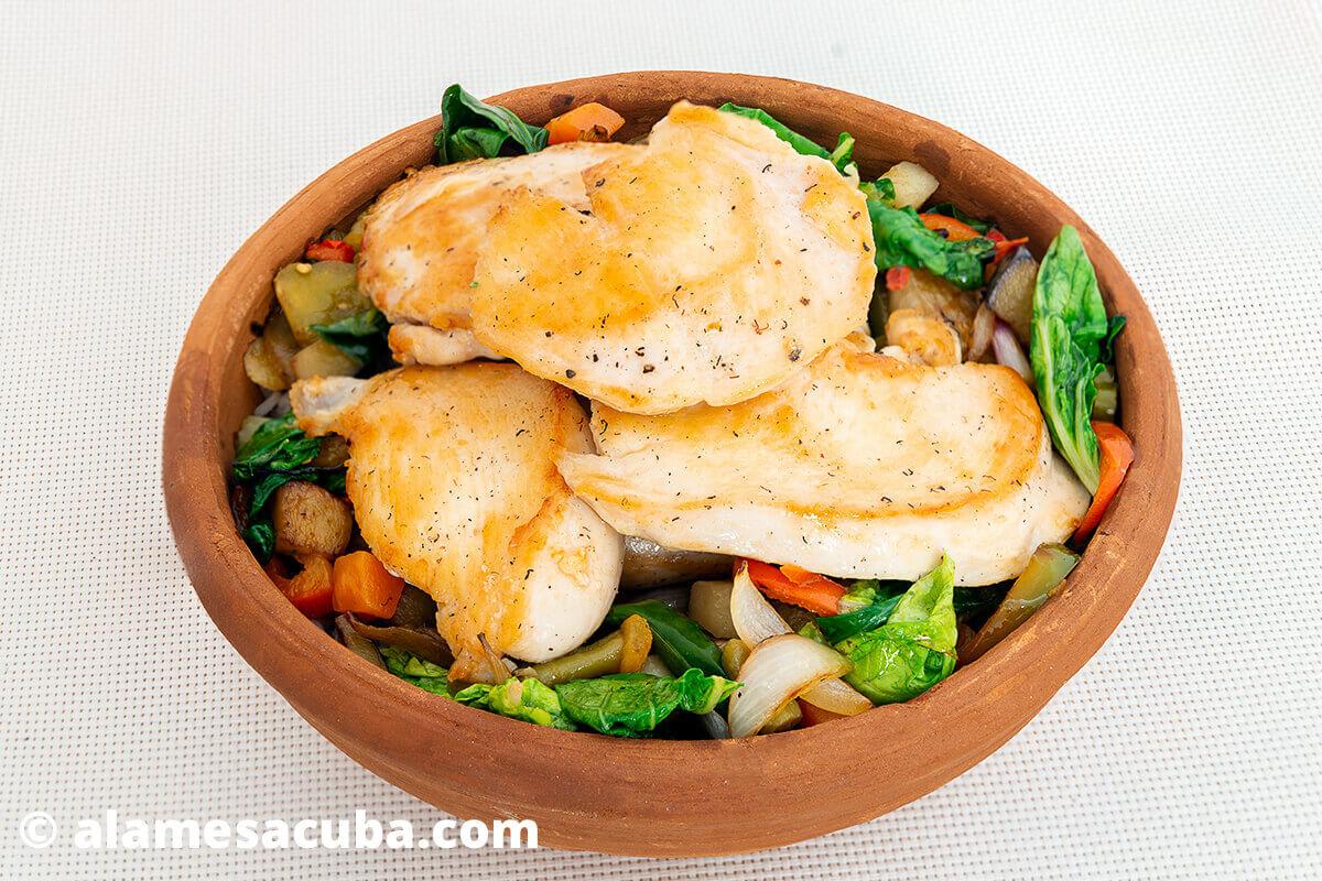 Chicken breast (1lb)