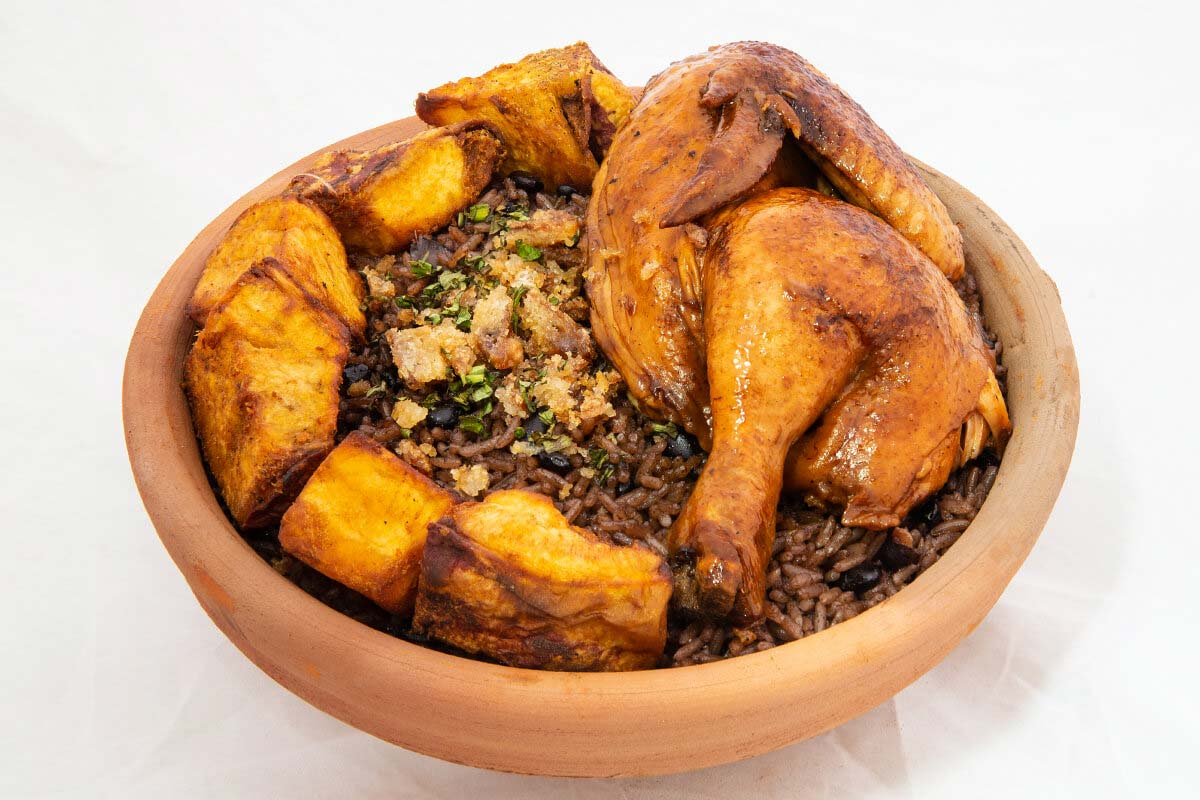 BBQ chicken (1.4 lb)