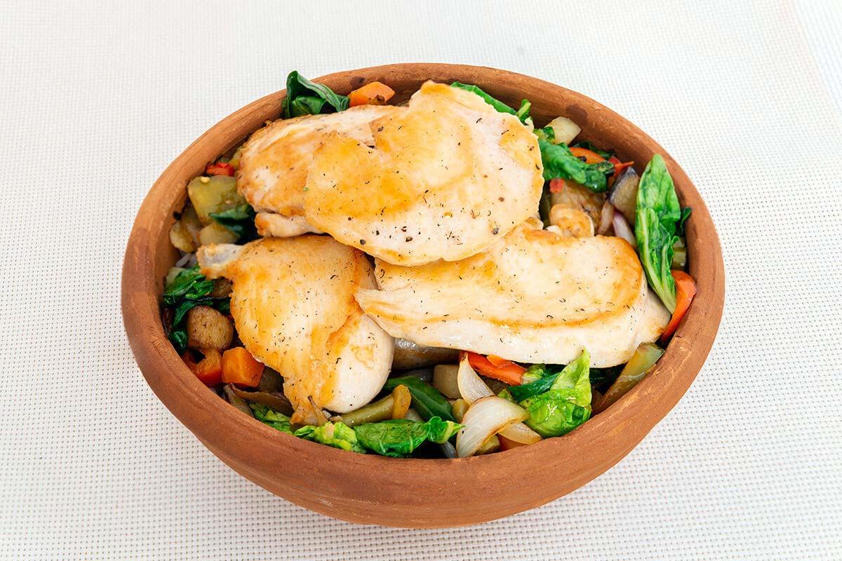 Pechuga de pollo (1lb)