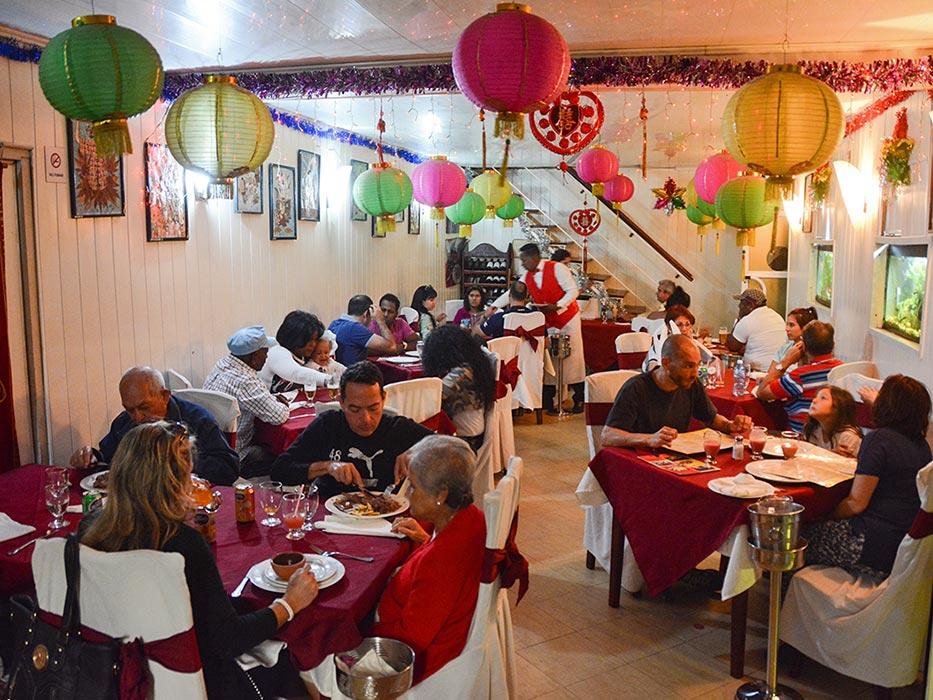La Flor De Cuba Restaurant