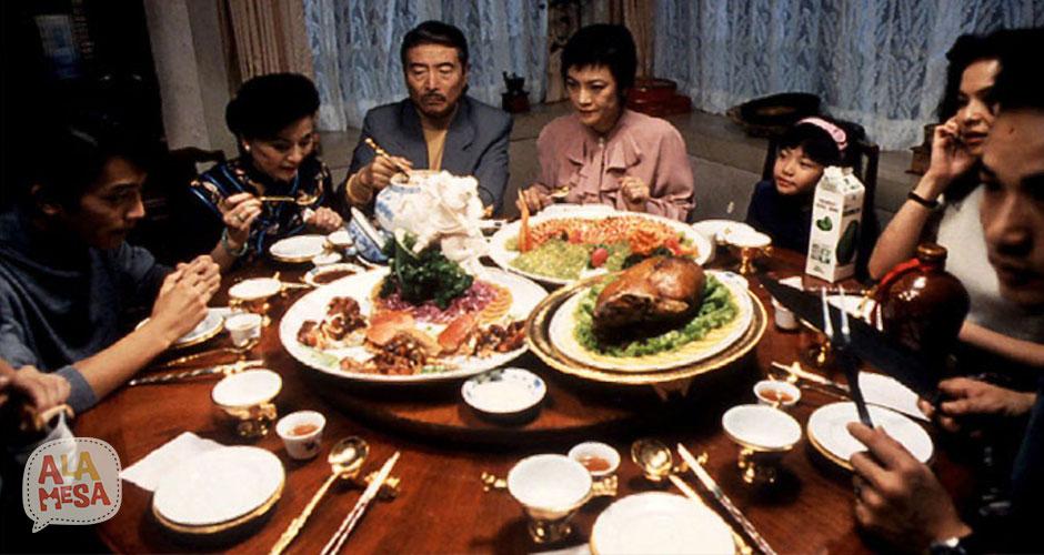 Comer, beber, amar (EE.UU., Taiwan; 1994)