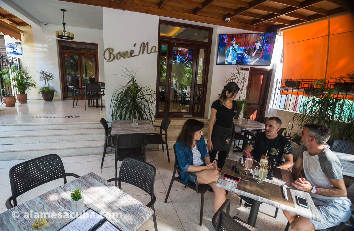 Restaurante Bone'ma
